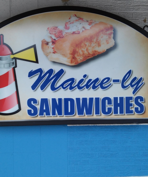 Lobster Rolls at Maine-ly Sandwiches | The Best In Town