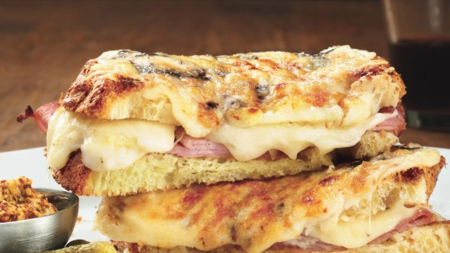 Croque Monsieur with Turkey | Sandwich Collection | TastyBits