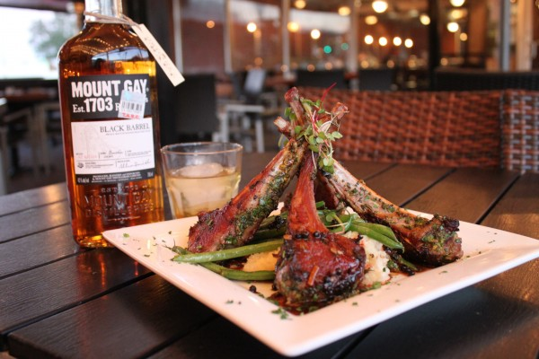 The Union Kitchen meets Mount Gay Rum