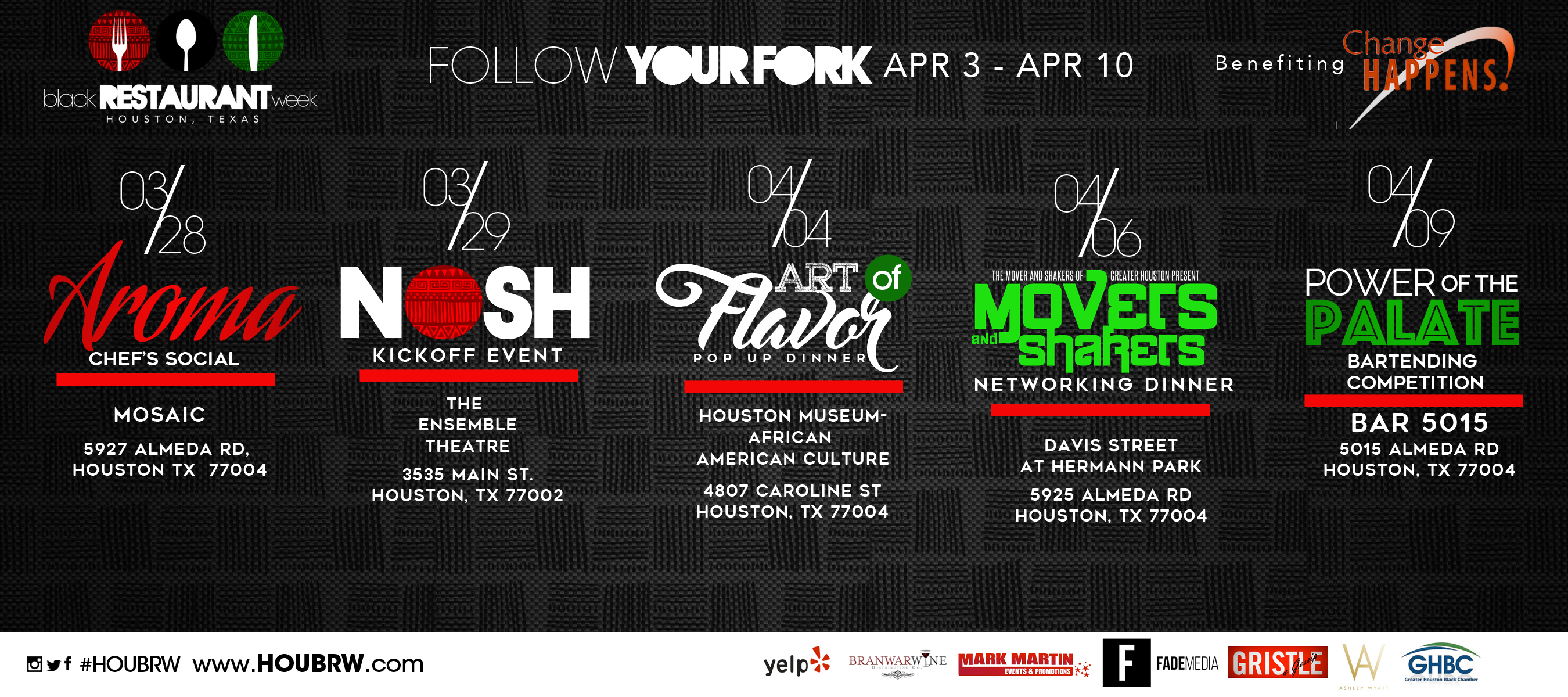 Houston Black Restaurant Week: Food + Community