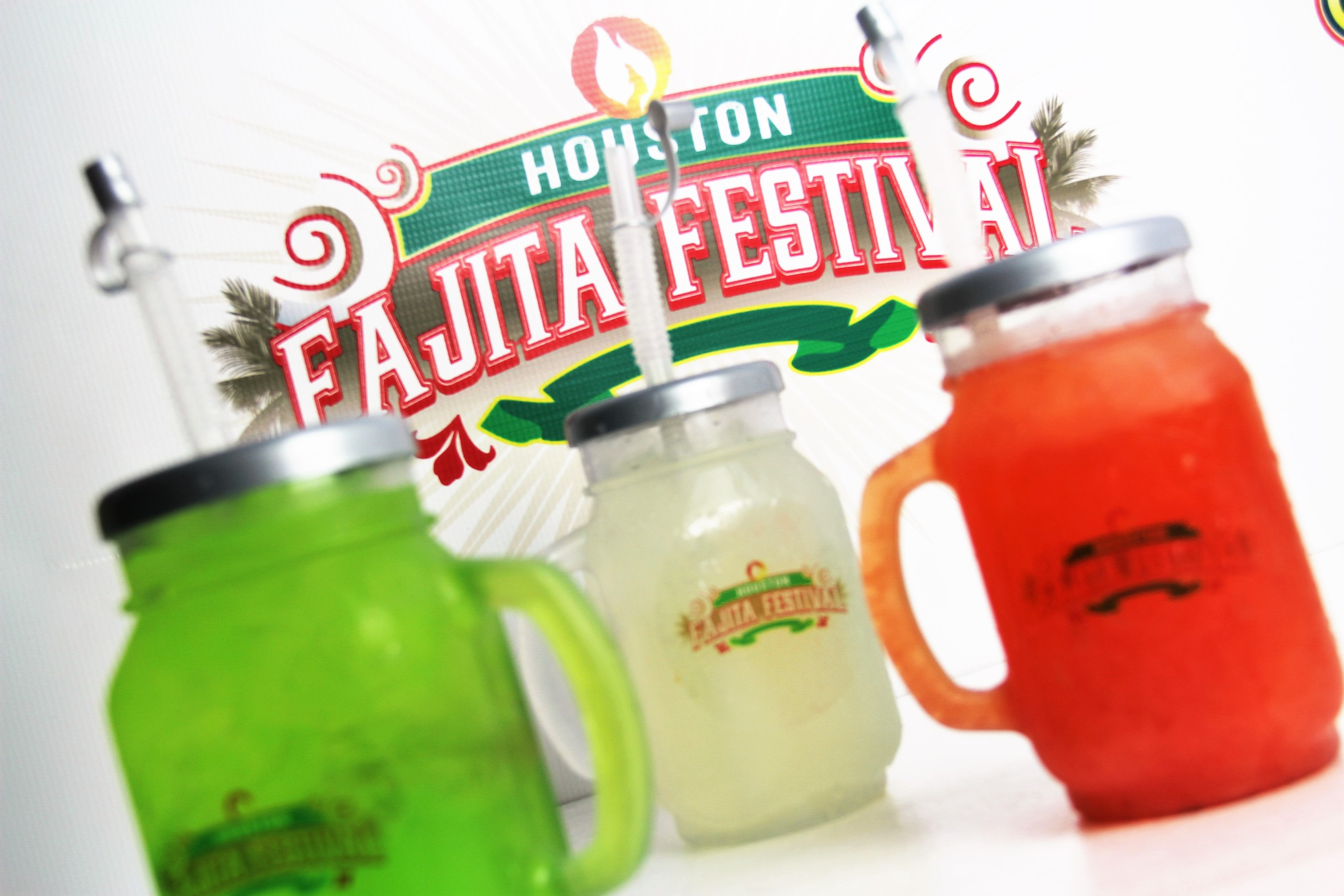 Houston Fajita Fest – Rain or Shine, but mostly Rain