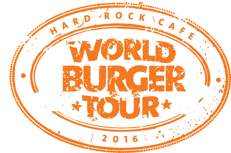 Hard Rock World Burger Tour