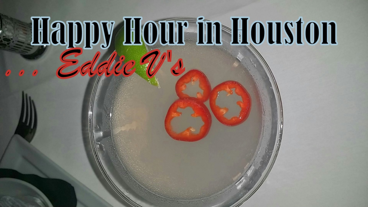 Eddie V's new happy hour offerings are perfect for pescatarians