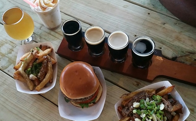 Celebrate National Burger Day with Craft Burger Food Truck at Deacon Baldy's