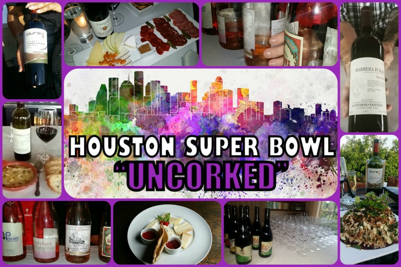 Houston Super Bowl Uncorked: A Guide to Houston's Wine Bars