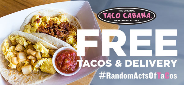 Random Acts of Tacos Day + Giveaway