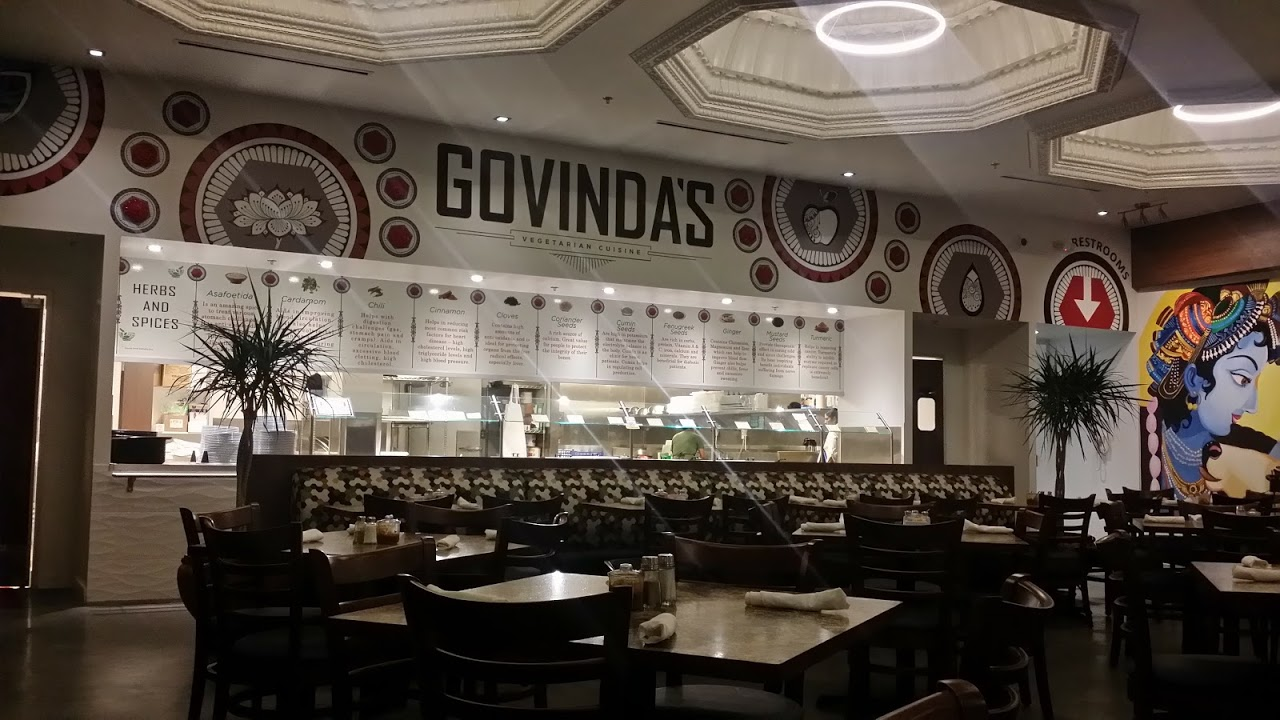 Govindas Houston