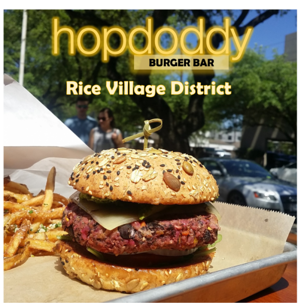 Houston's Second Hopdoddy Burger Bar Opens in Rice Village