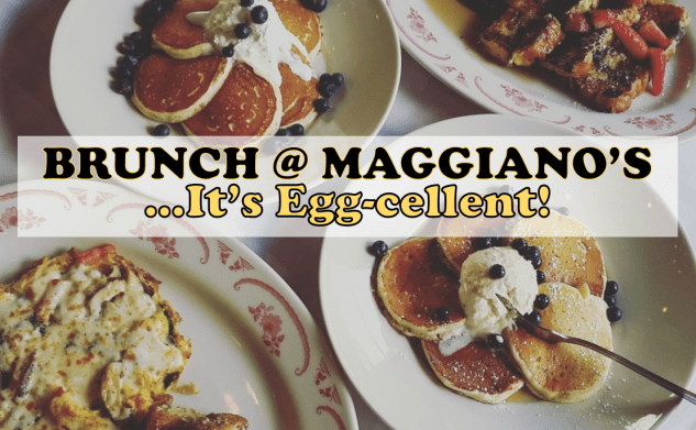 Maggiano's Restaurant Now Serves Brunch!