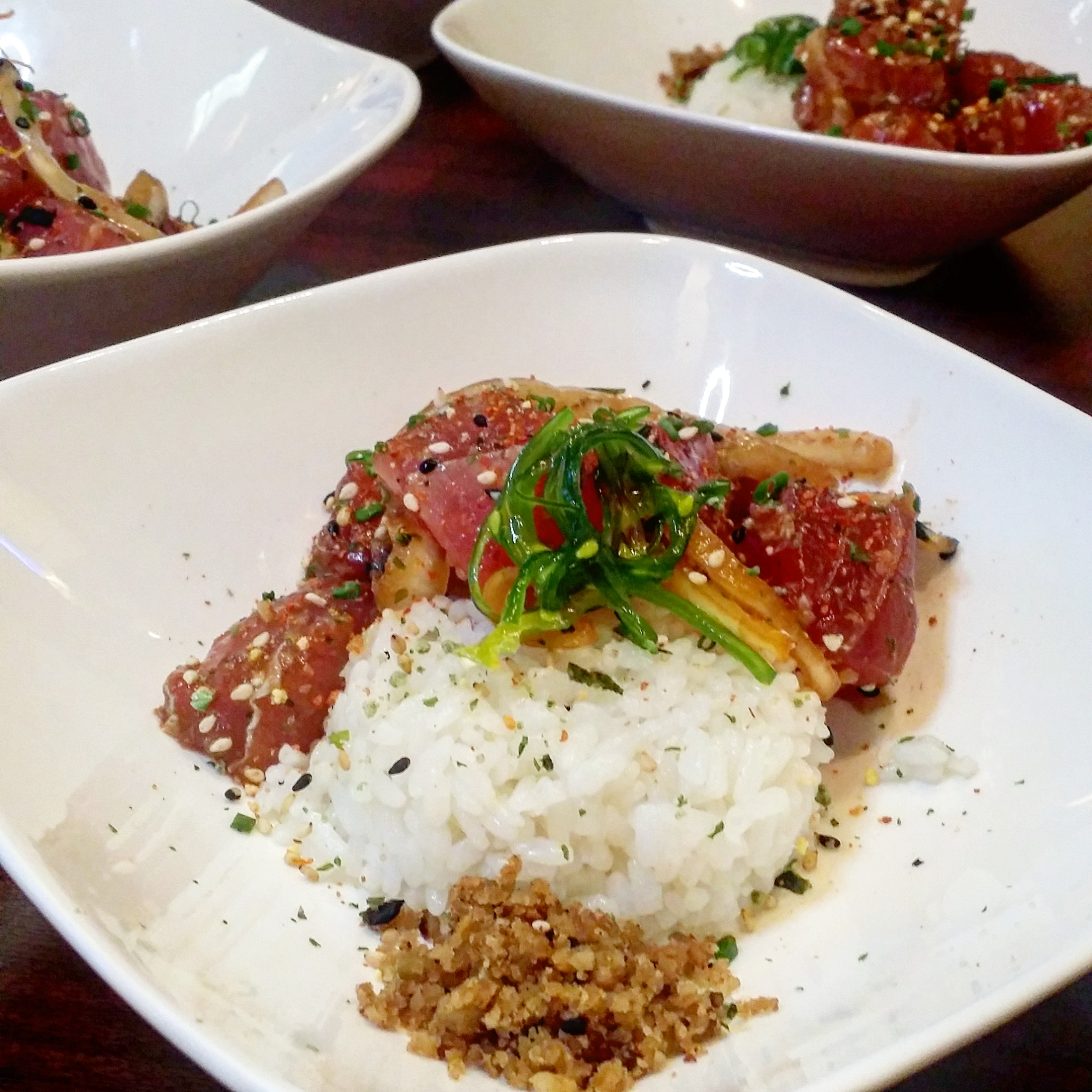 Poke All Day – Hawaiian Poke Co.