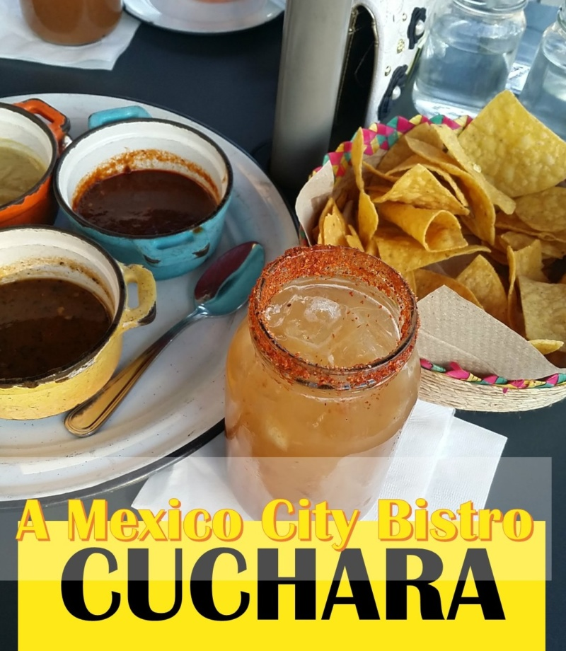 Cuchara: Montrose's Mexican City Bistro