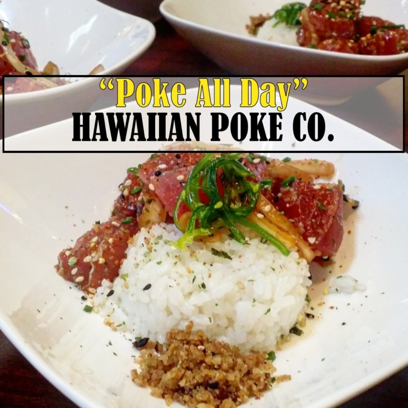 Hawaiian Poke Co.