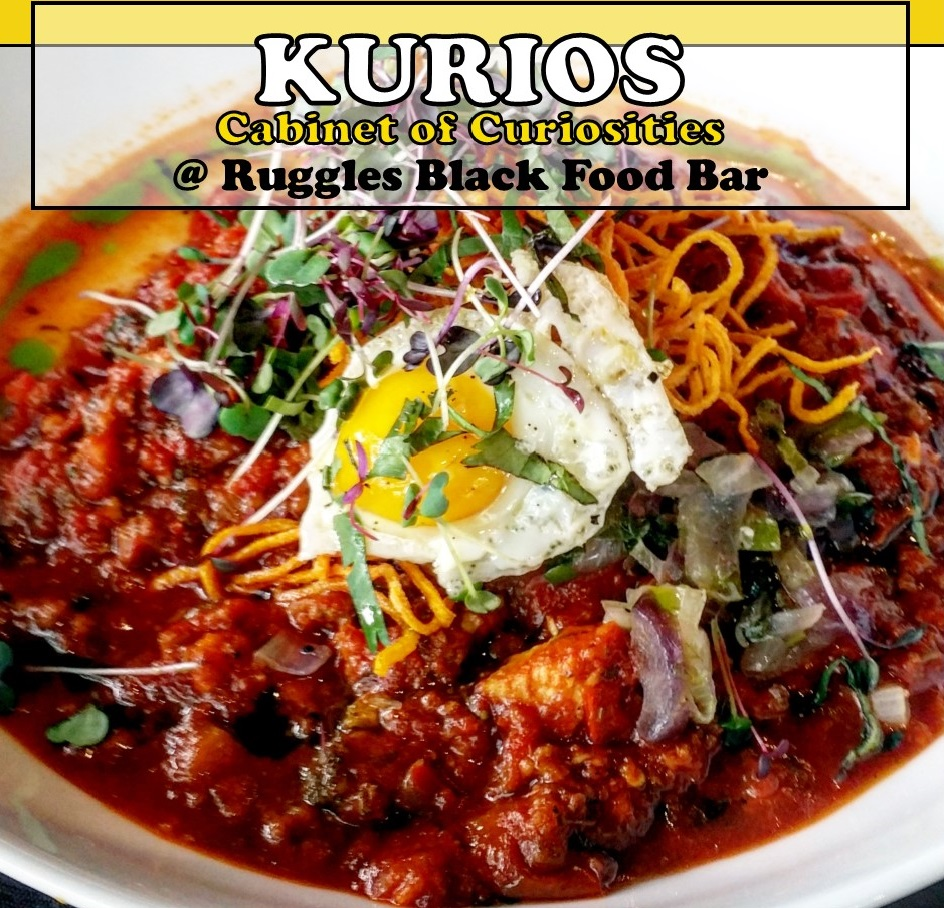 Ruggles Black debuts KURIOS by Cirque du Soleil menu | Houston