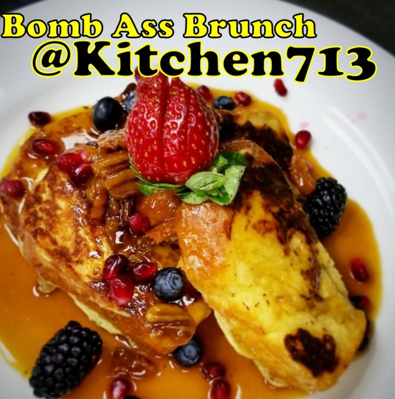 Sunday Brunch @ Kitchen 713