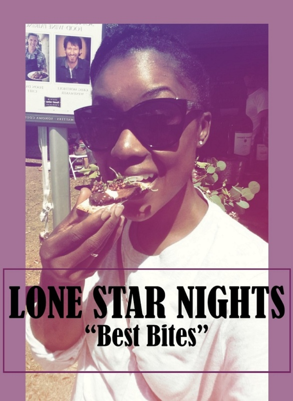Lone Star Nights: Best Bites | AFWFest 2017