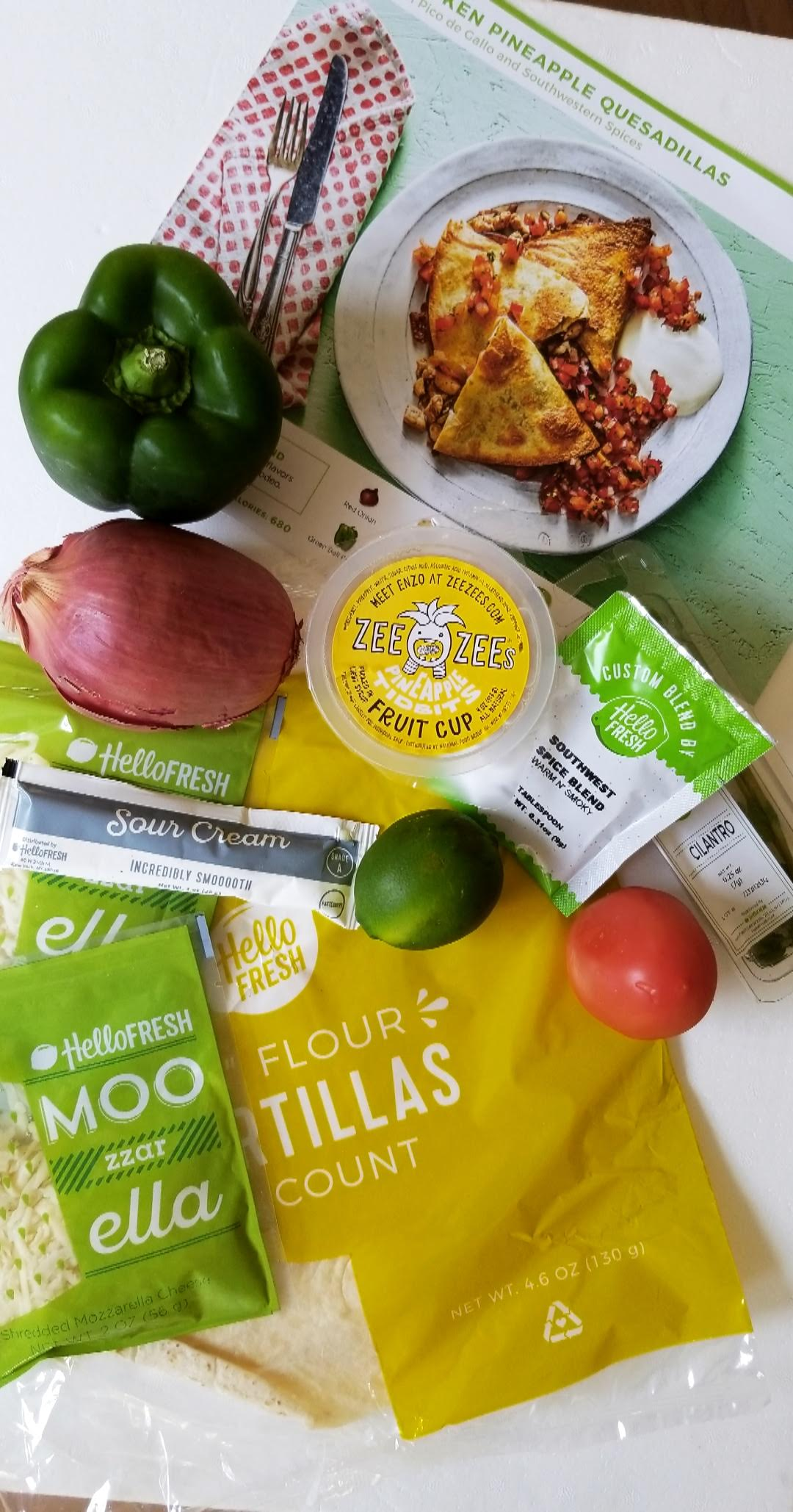 An Honest Review of HelloFresh, and Why it's perfect for New Moms