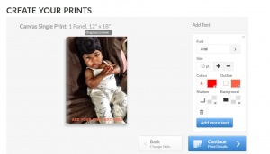Affordable Canvas Prints