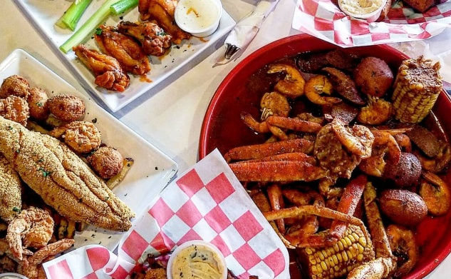 Succulent, Seasoned Seafood | Shell Shack Houston