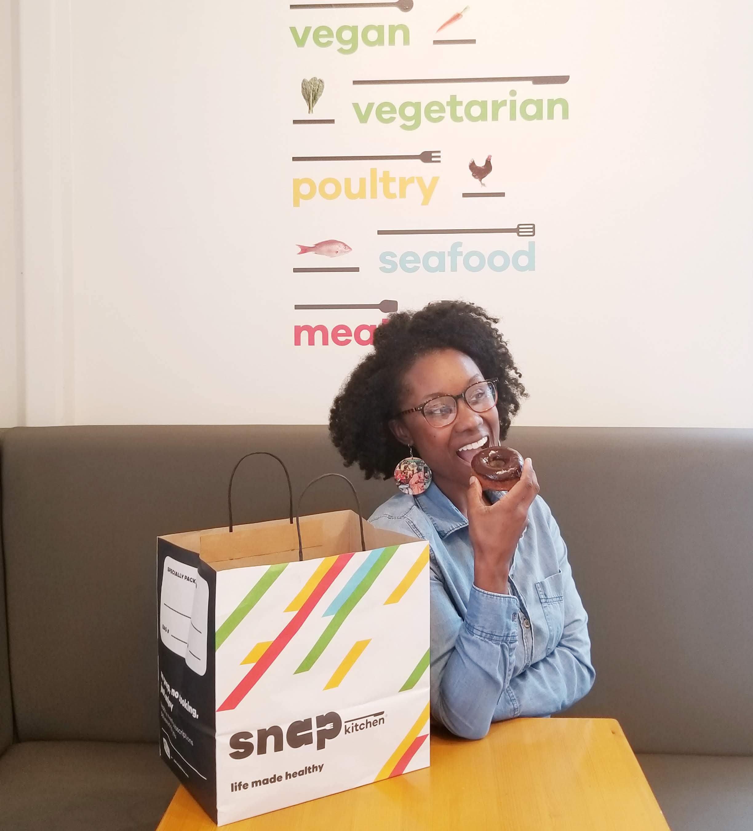 All that's New With Snap Kitchen | Plant- Based Compostable Packaging & On-Demand meal plans