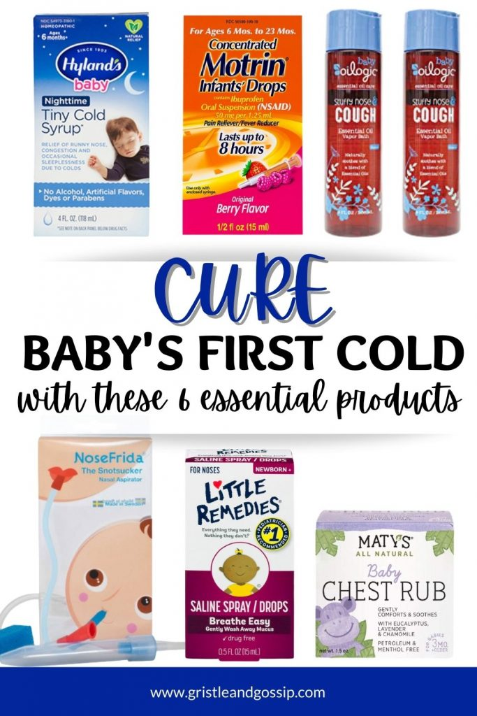 cure babies first cold