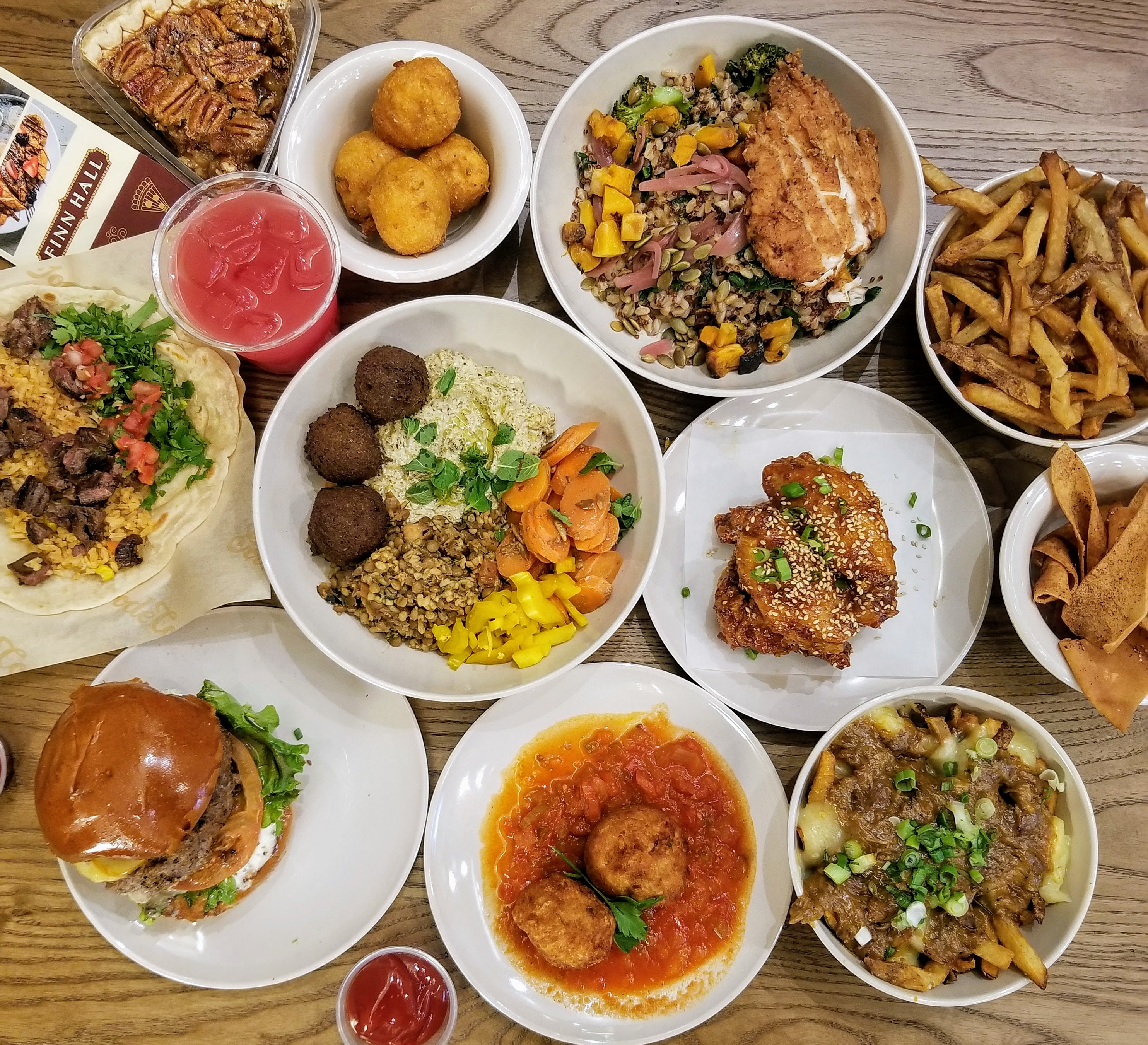 Finn Hall Food Guide: My top lunch picks from Downtown Houston's premier Food Hall   Downtown Houston