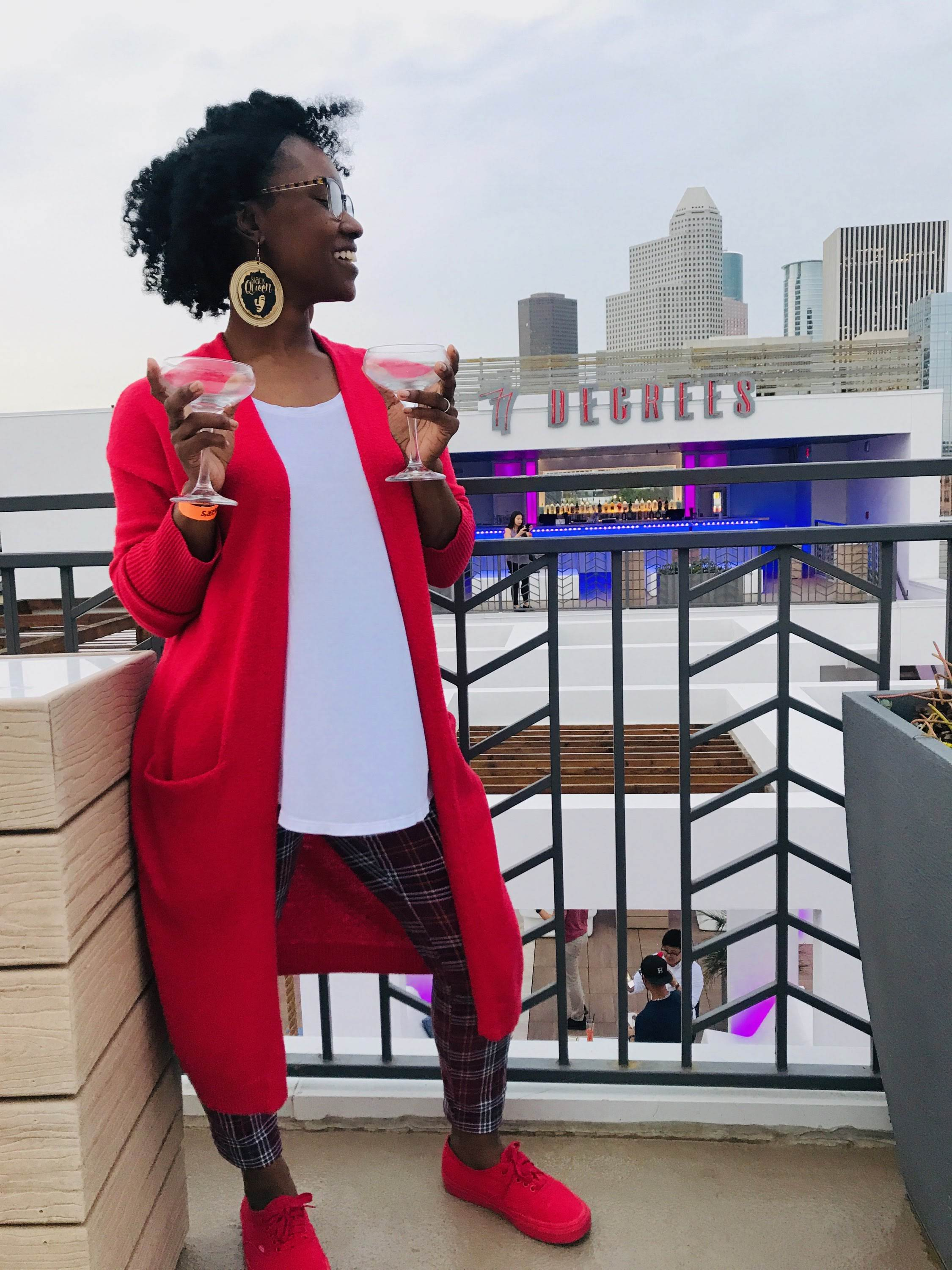 Houston's Newest Rooftop Bar opens in Midtown | 77° Degrees Rooftop HTX