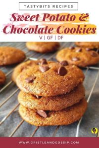 Sweet Potato Cookies | Top Recipes | Year in Review