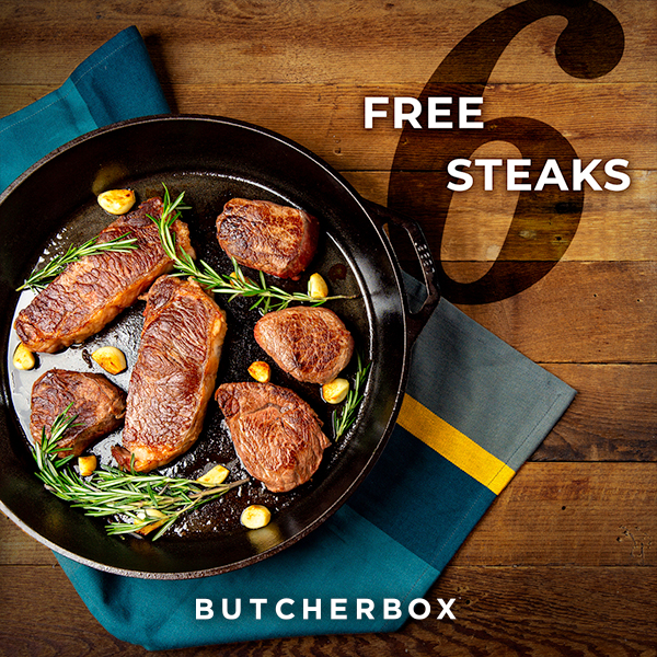ButcherBox Ultimate Steak Sampler