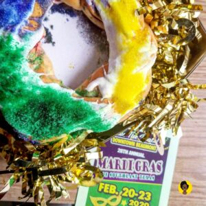 Rao's Bakery King Cake