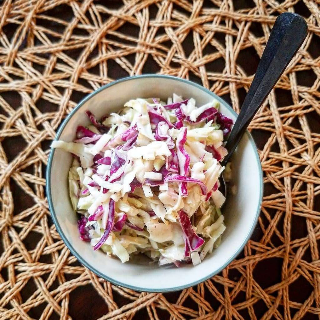 Easy Vegan Coleslaw Dressing