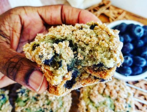 Easy Gluten-Free Blueberry Muffins (3)