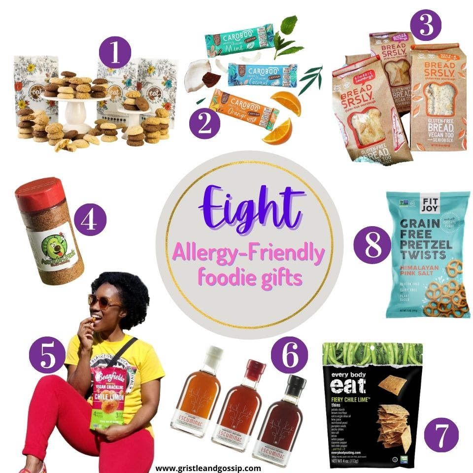 Allergy-Friendly Holiday Gift Guide 2020