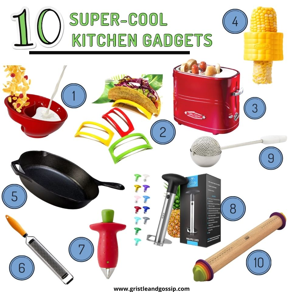 Allergy-Friendly Holiday Gift Guide 2020 | Super-Cool Kitchen Gadgets