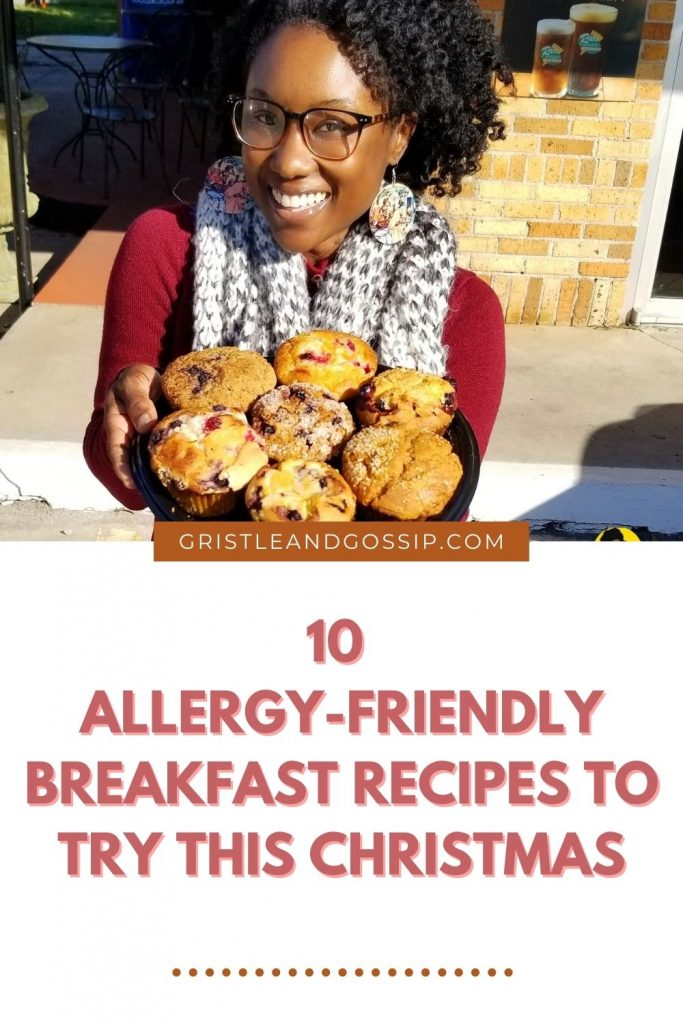 Allergy-friendly breakfast recipes